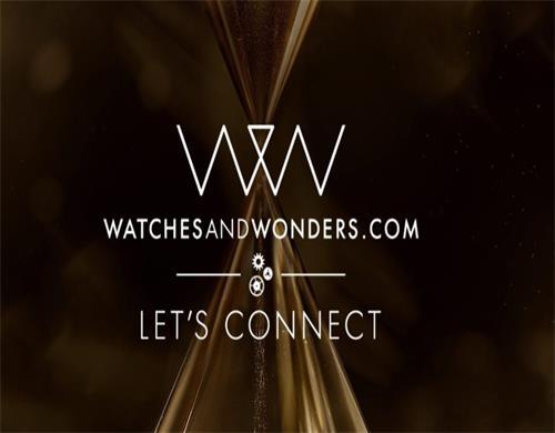 "FHH宣布将于4月25日开始在线观看"" Watch&Wonders 2020"""