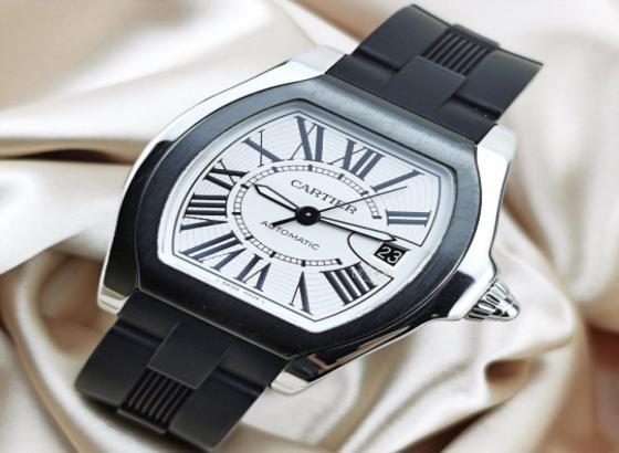 卡地亚手表如何更换表冠