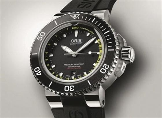 豪利时(Oris)专业级潜水员手表系列