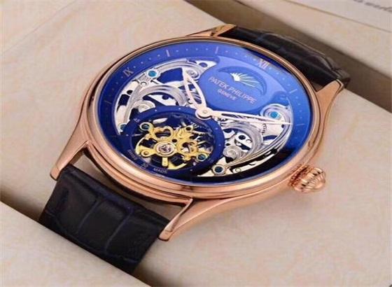 百达翡丽手表价格