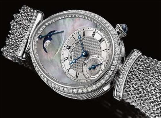 宝玑手表表镜表带的保养