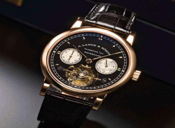朗格手表世界上最薄的机械表
