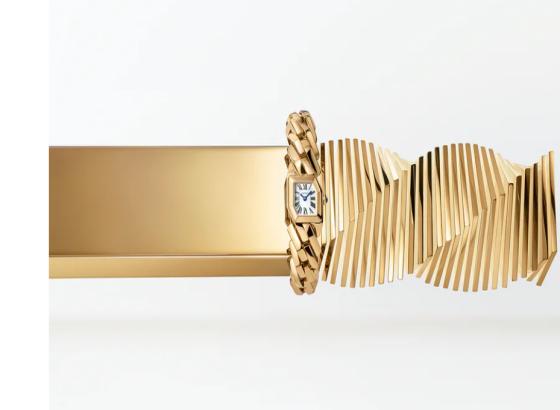 卡地亚介绍 Maillon de Cartier