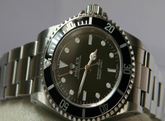 关于不锈钢劳力士手表表带