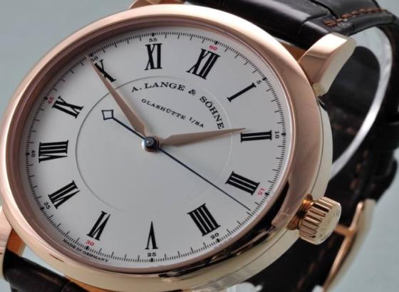 朗格手表更换表壳