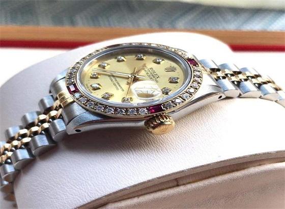劳力士手表的保养