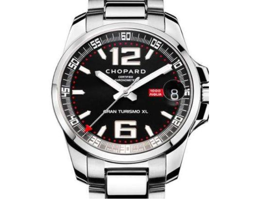 萧邦手表自动手链和表盘