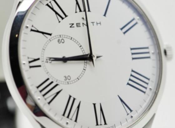 真力时手表零件