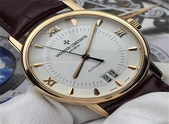 江诗丹顿手表维护的要点