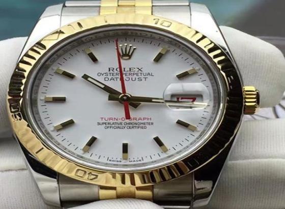 劳力士手表如何更换齿轮?
