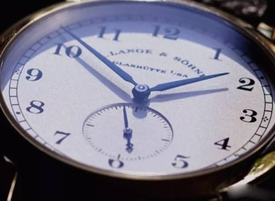 朗格手表里程表限量版