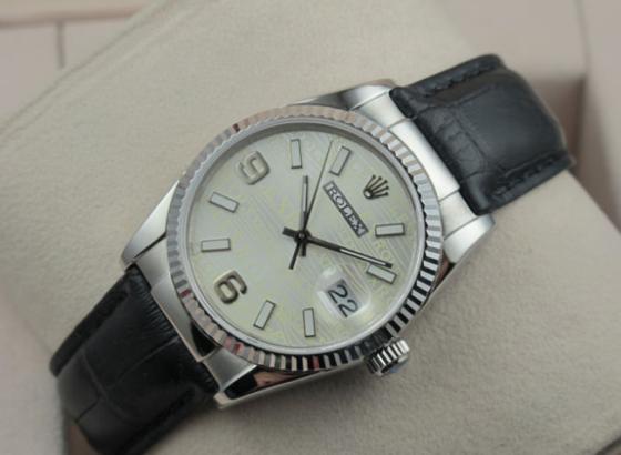 经典劳力士手表的表壳