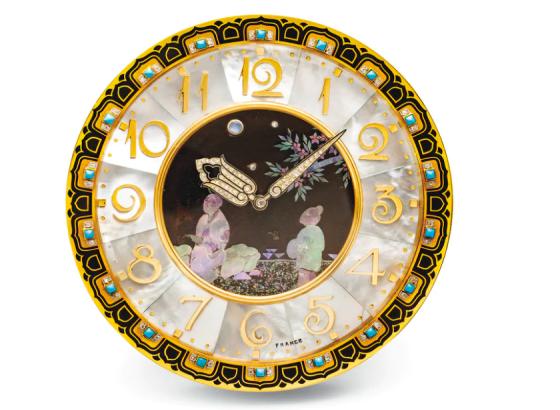 101卡地亚钟表将于今年夏天在佳士得日内瓦拍卖