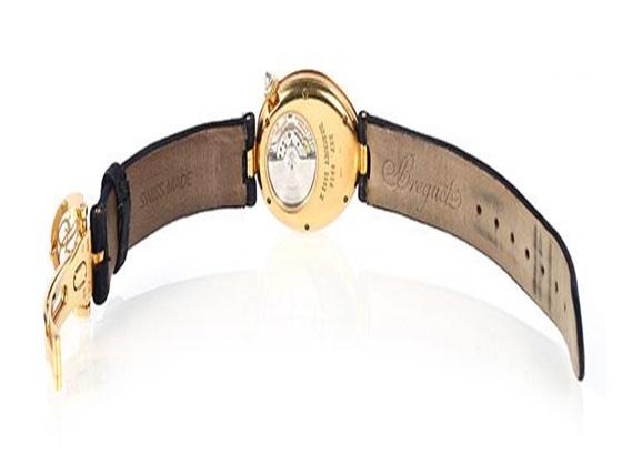 宝玑手表表带更换过程