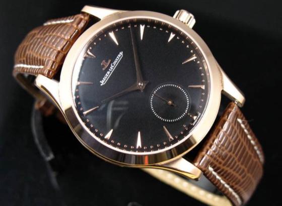 如何修理积家手表石英机芯?
