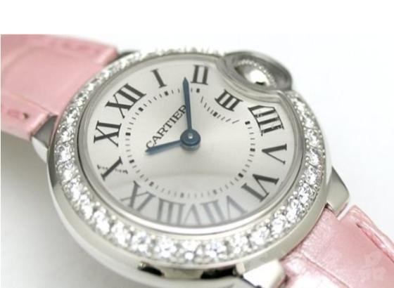 卡地亚手表清洁手表机芯