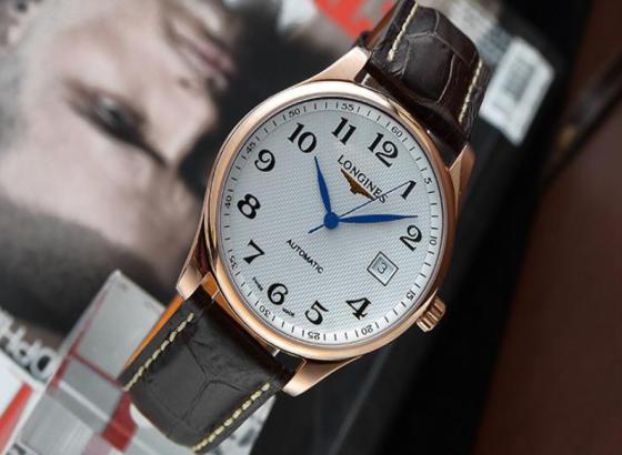 浪琴手表拆卸手表表带
