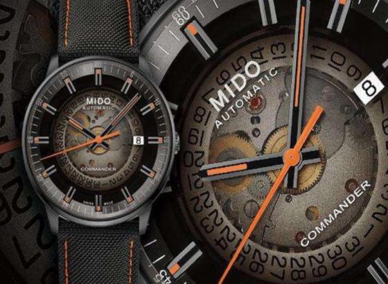 美度手表更换表壳