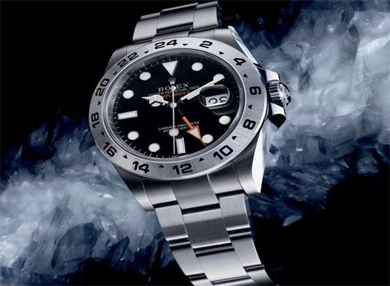 劳力士手表的防水性