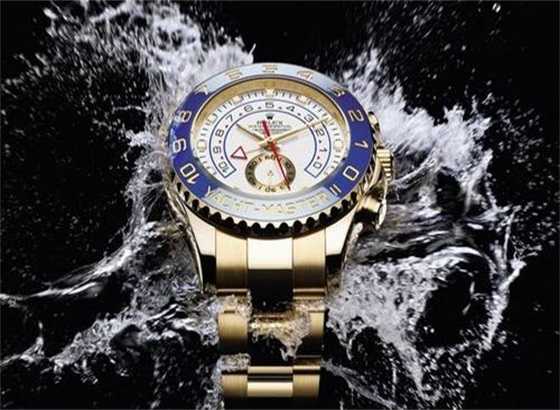 劳力士防水手表如何拧紧表冠