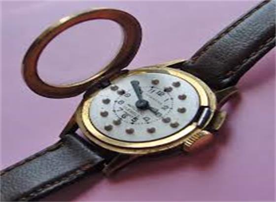 什么是盲文手表?