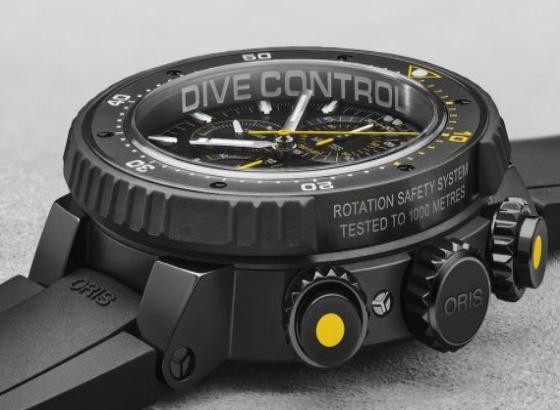 豪利时(Oris)ProDiver潜水控制计时器