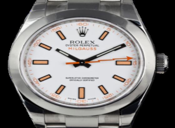 劳力士(Rolex)Milgaus防磁手表