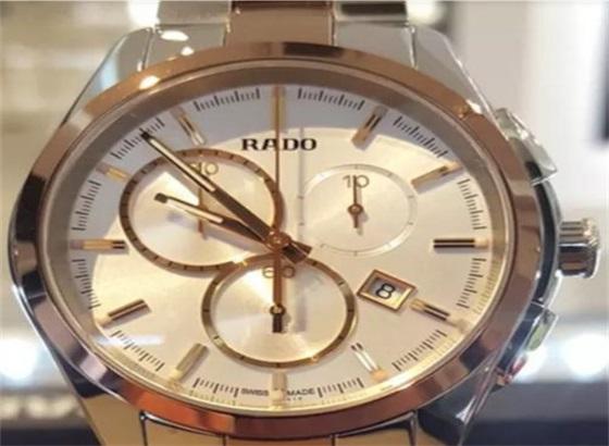 雷达手表的耐水性