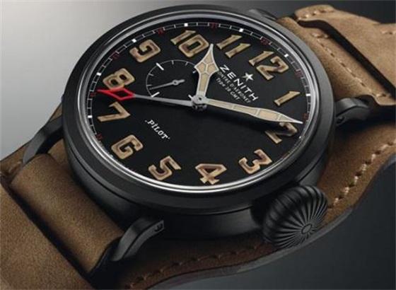真力时手表如何抛光表壳