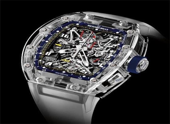 里查德米尔手表表冠表杆如何更换