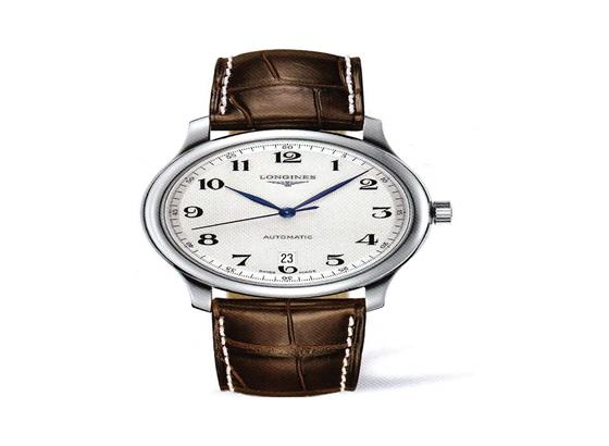 浪琴手表表带的清洁