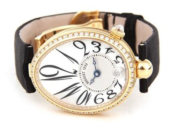宝玑如何设置和上弦手表
