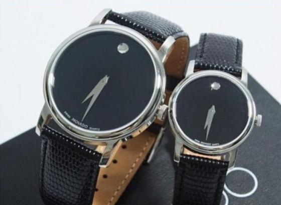 如何更换摩凡陀手表的表带?