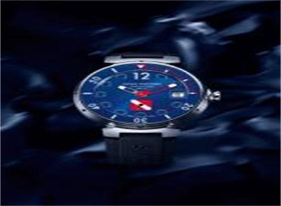 路易威登手表更换水晶