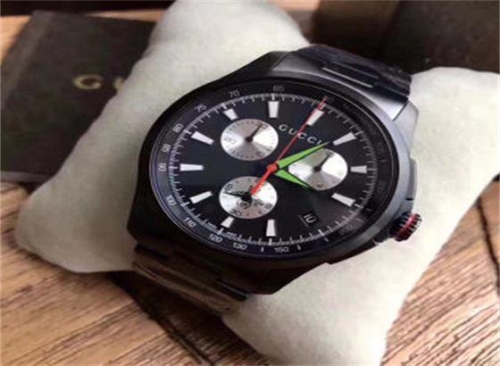 古驰三问报时机复杂手表
