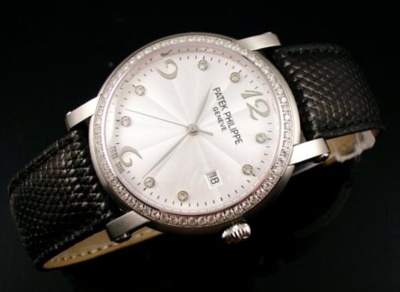 百达翡丽手表如何更换表冠表杆