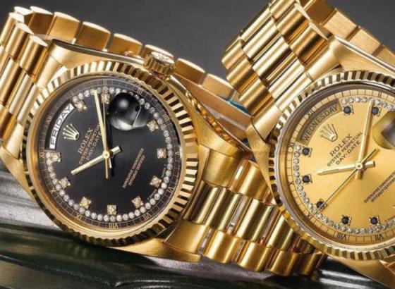 劳力士手表如何更换表冠