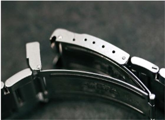 朗格手表更换表扣