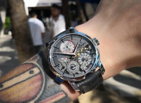 江诗丹顿Twin Beat为什么是2020年最狂野的手表