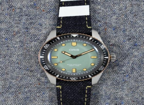 豪利时拥有酷炫70年代风格的日常运动手表