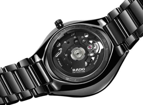 雷达自动上链手表