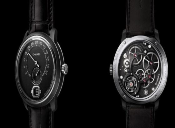 香奈儿Monsieur De Chanel手表