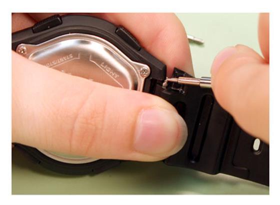 豪利时手表表带更换和维修指南