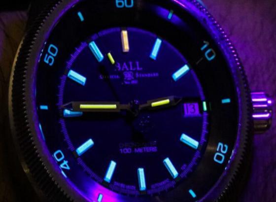 波尔手表磁场检测