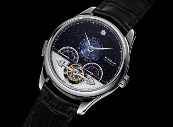 万宝龙1858自动24H手表