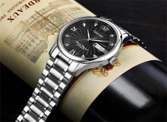 浪琴手表如何更换表带