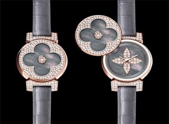 路易威登腕表如何一眼分辨出石英表和机械表?