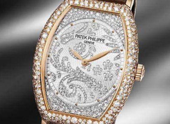 独特的百达翡丽Ref5106仅适用于手表