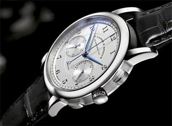 朗格手表设置和上弦