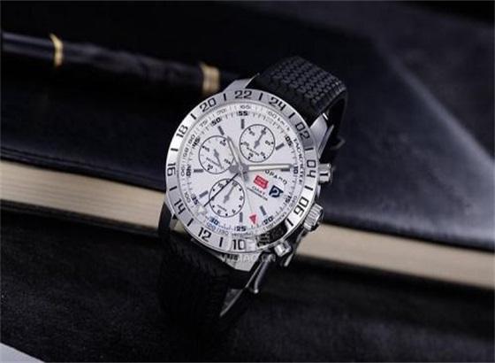 萧邦手表怎样调日期和时间